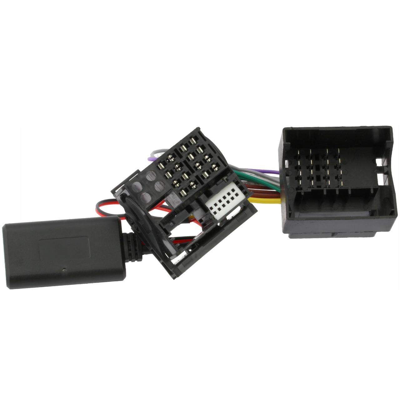 адаптер модуль bluetooth aux bmw e60 e90 e87 x3 x5