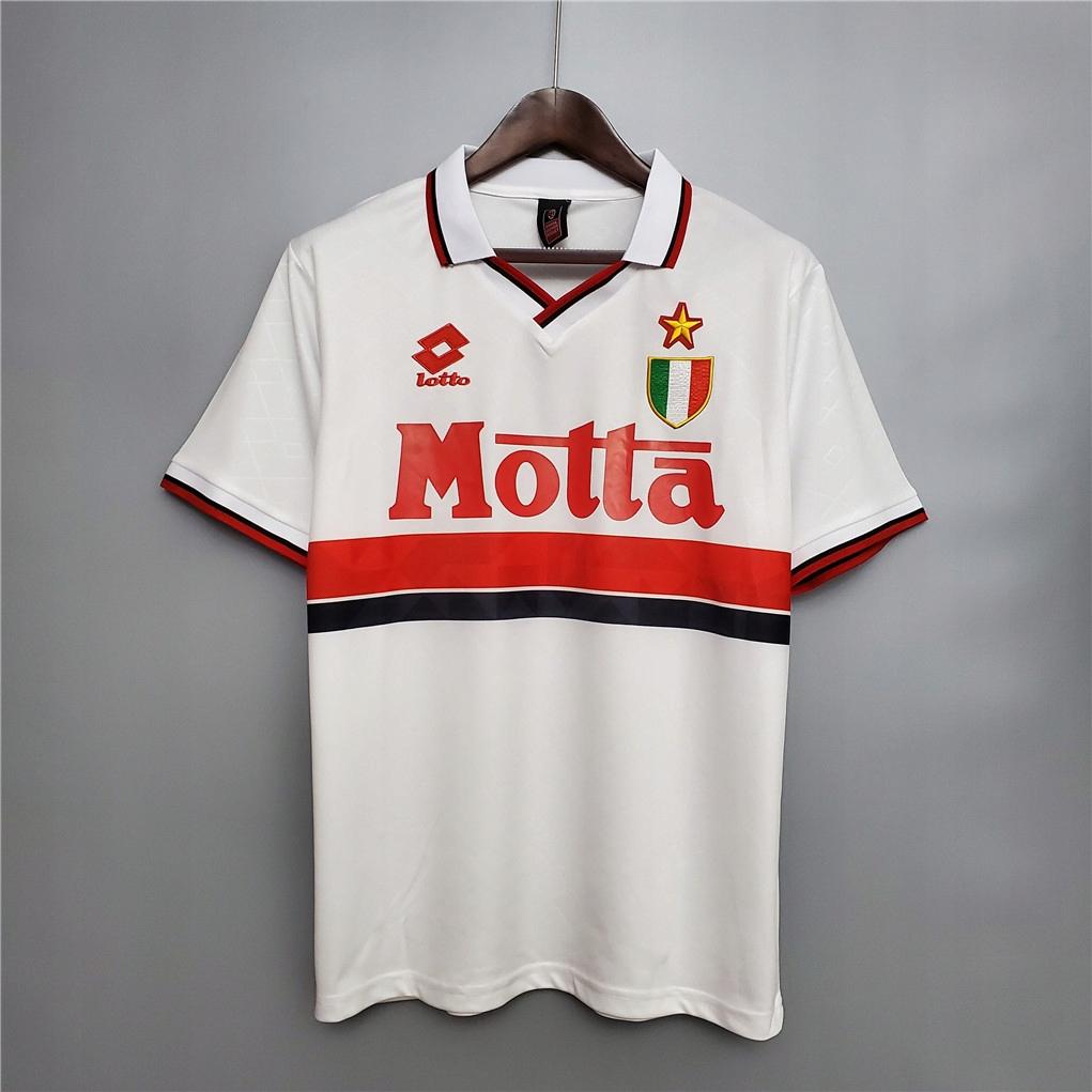 Tričko Retro Lotto AC Milan 1993-94 S.