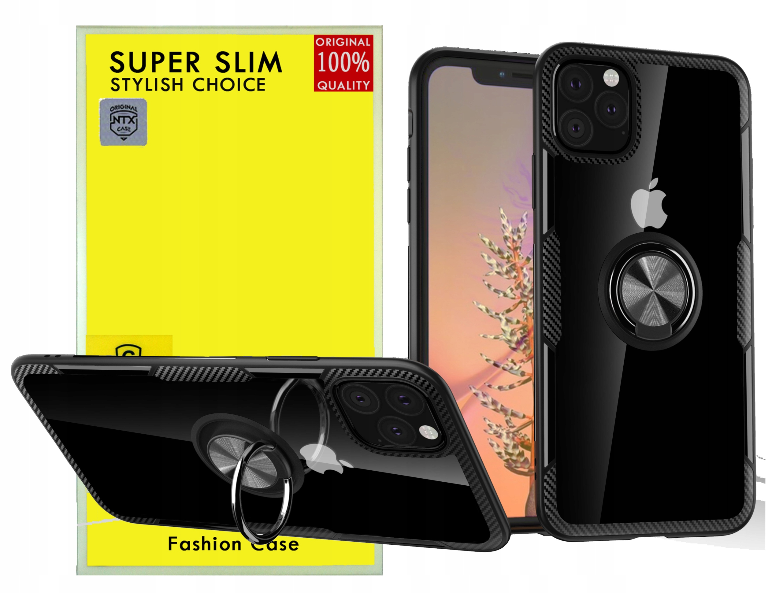 Etui do iPhone 11 Pro Case | Ntx Liquid Futerał
