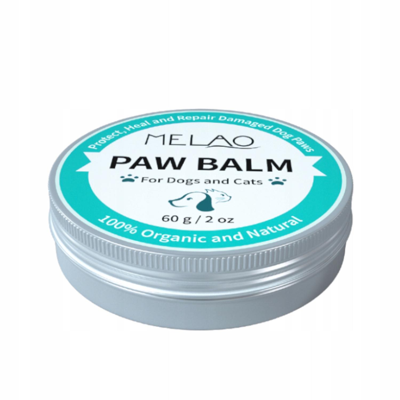 MELAO Защитный бальзам для собачьих лап 60гр