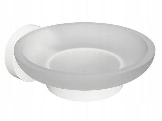BEMETA 104108044 BIELA Závesná biela miska na mydlo