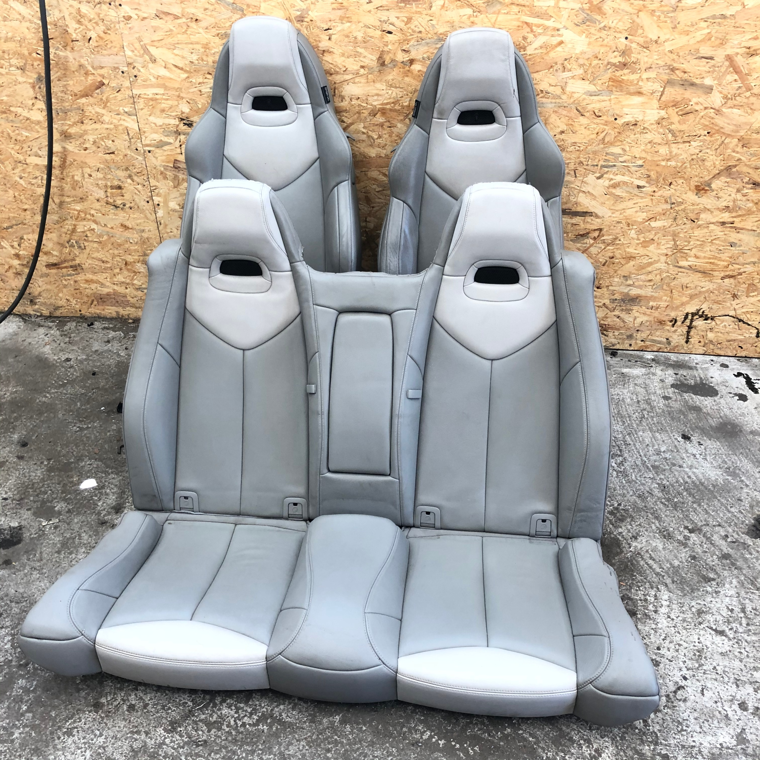 кресла диван кожа комплект peugeot 308 cc t7 без