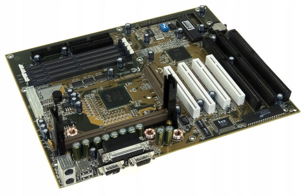 Купить GIGABYTE GA-686LX SDRAM СЛОТ 1 ATX ISA PCI AGP на Otpravka - цены и фото - доставка из Польши и стран Европы в Украину.