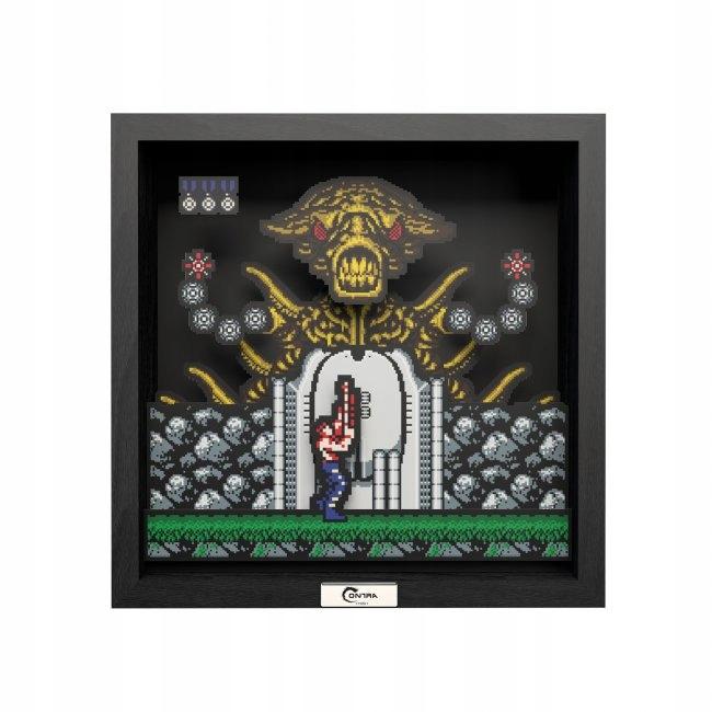 Pixel Frames Retro Frame od firmy Contra Games, veľkosť L