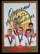 Poľskí medailisti olympijských hier ATLANTA 1996