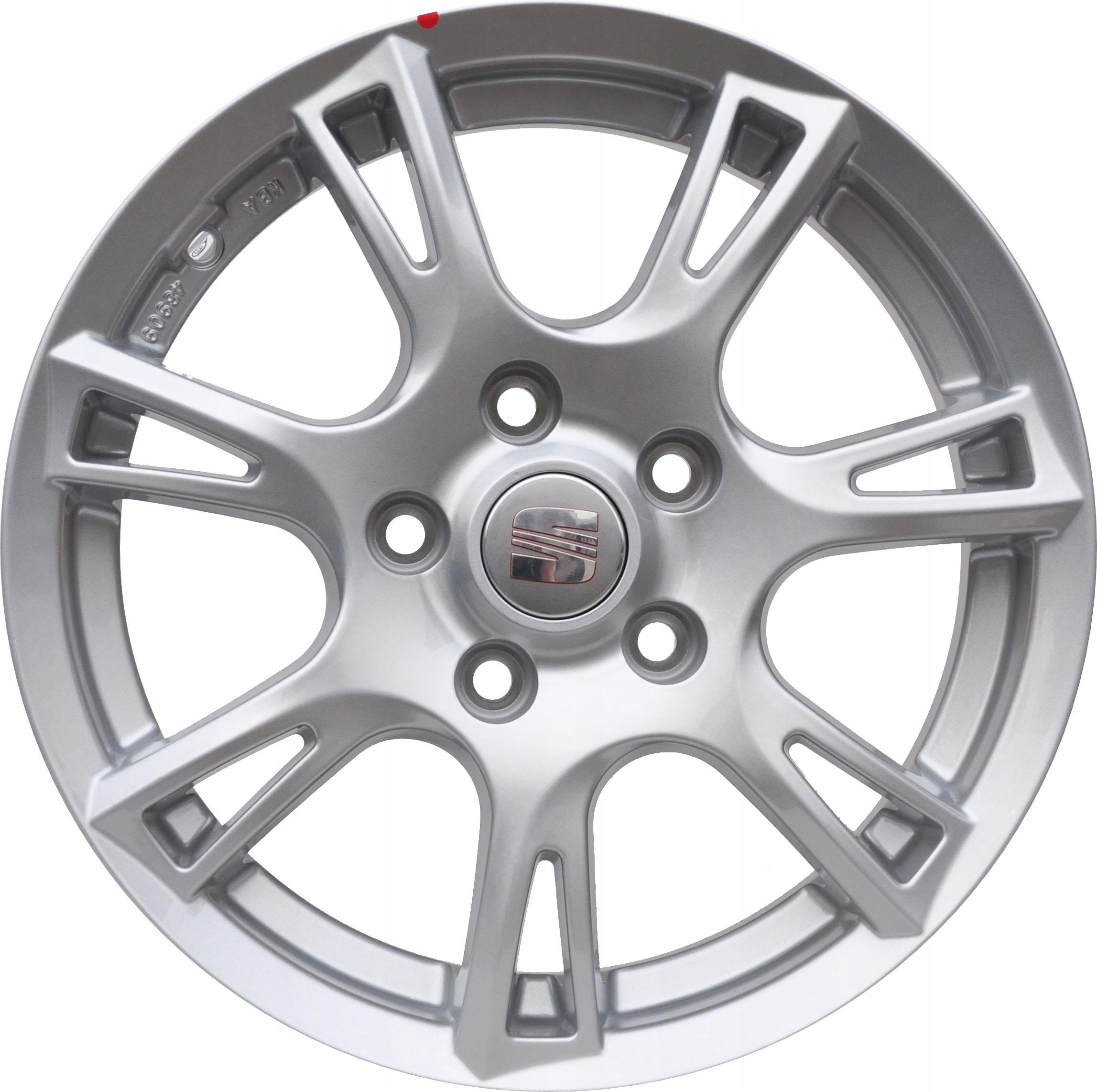 SE016015 S ORYGINALNE FELGI 15 5x112 SEAT LEON VW