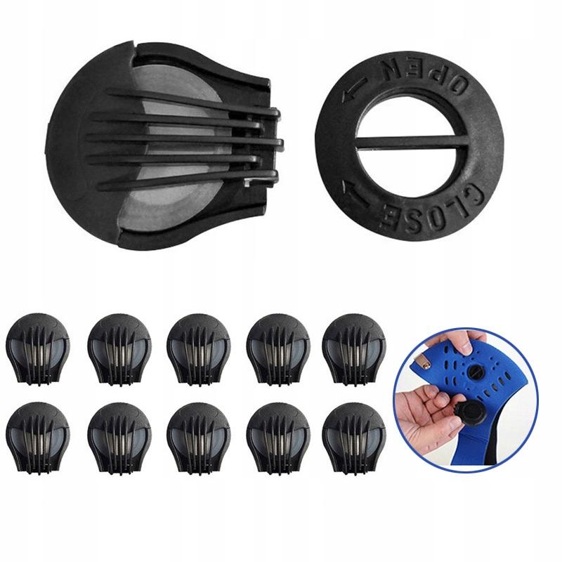 10 штук Zawór oddechowy для maski
