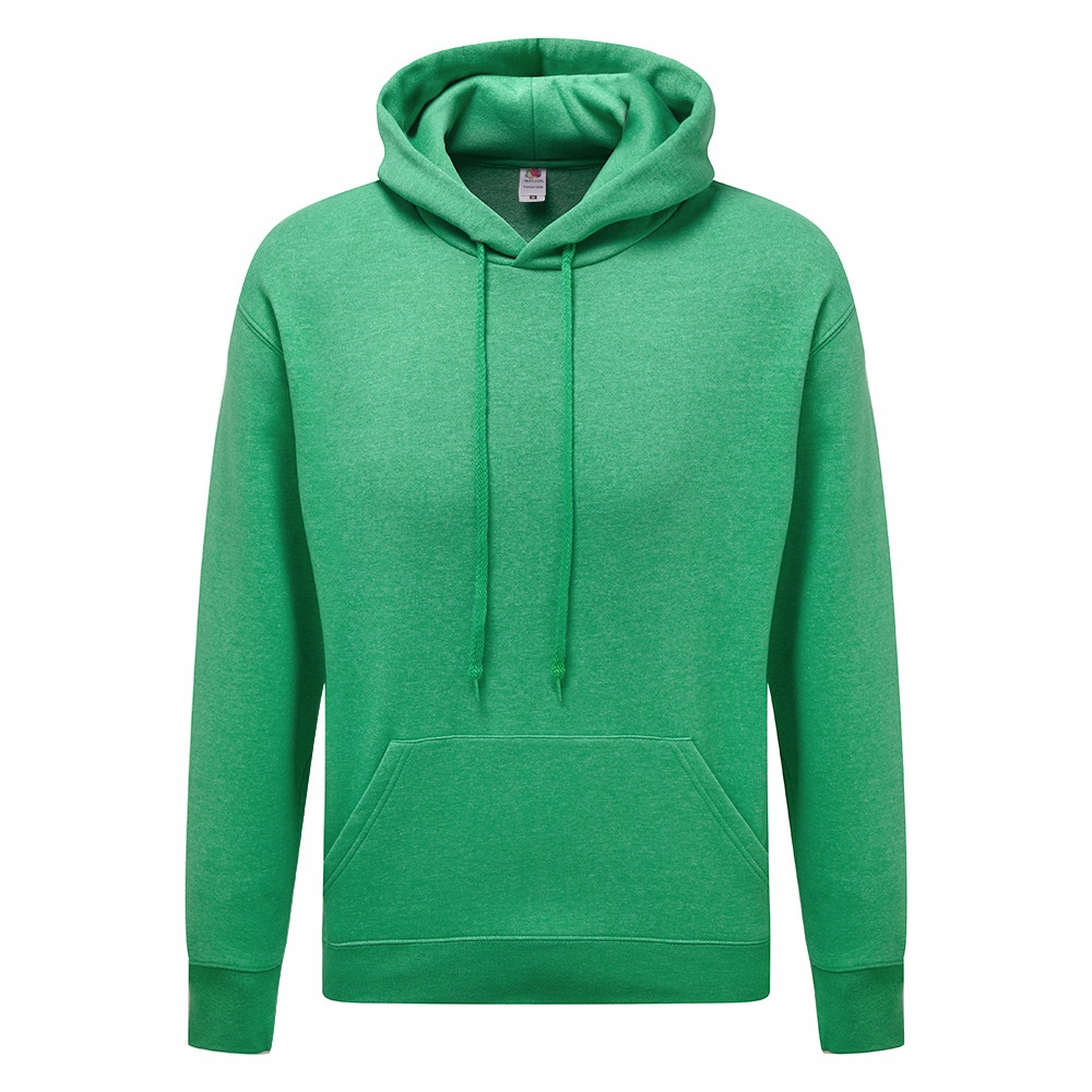 Pánska prémiová kukla 2XL Retro Heather Green