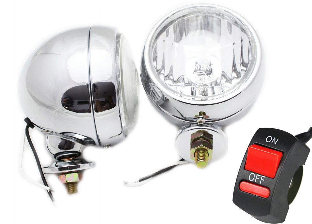 LIGHTBARY CHROM lightbar Лампа для аварийных дуг ATES 10 см