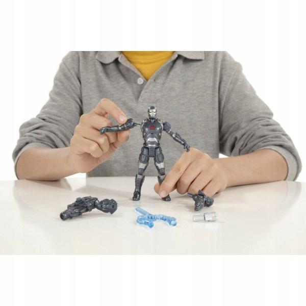 HASBRO IRON MAN 3 WAR MACHINE FIGURKA ASSEMBLERS Marka Hasbro