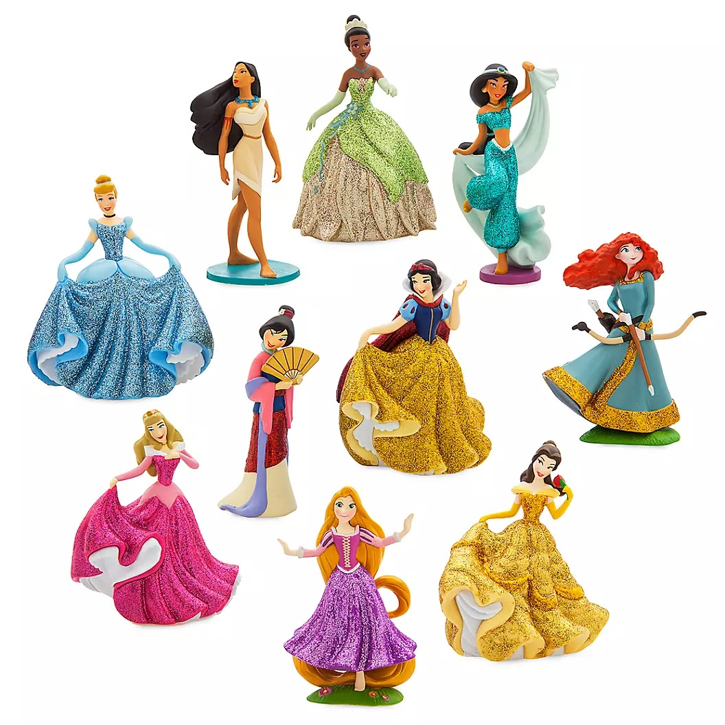Obchod Disney Princesss Rapunzel Bella 24H