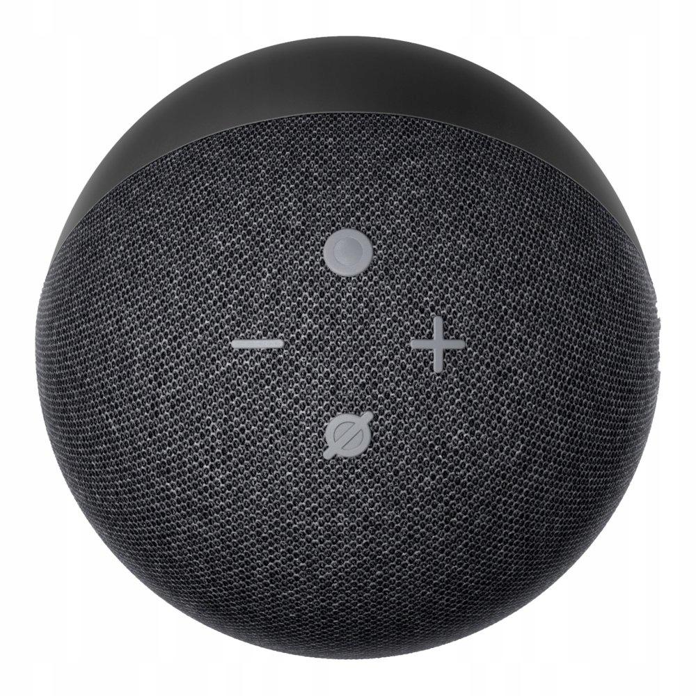 Głośnik Amazon Echo Dot 4th Gen 2020 Czarny Alexa Model Echo Dot 4 (2020)