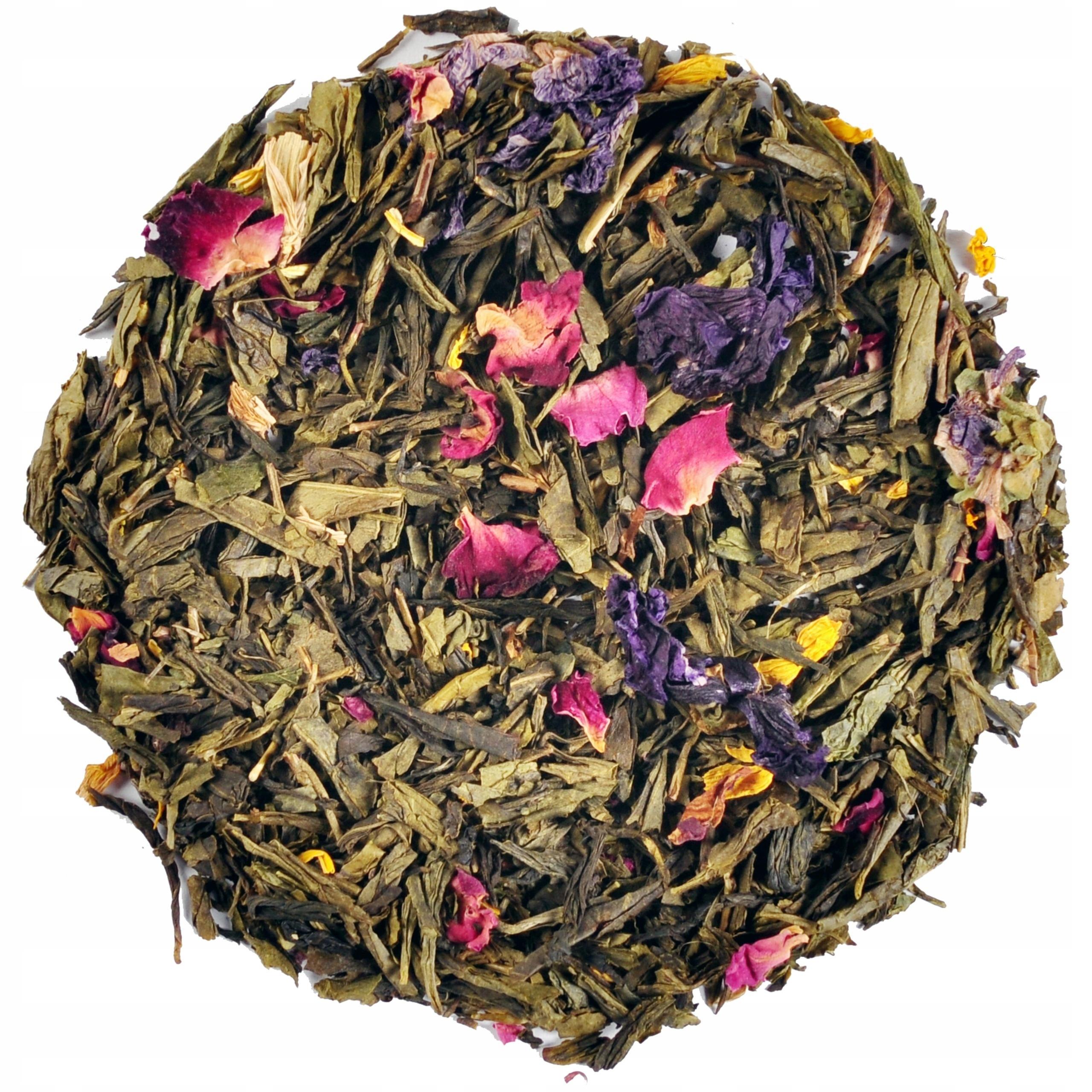 УТРЕННИЙ ДУХ Зеленый чай 50г ИДЕАЛЬНЫЙ