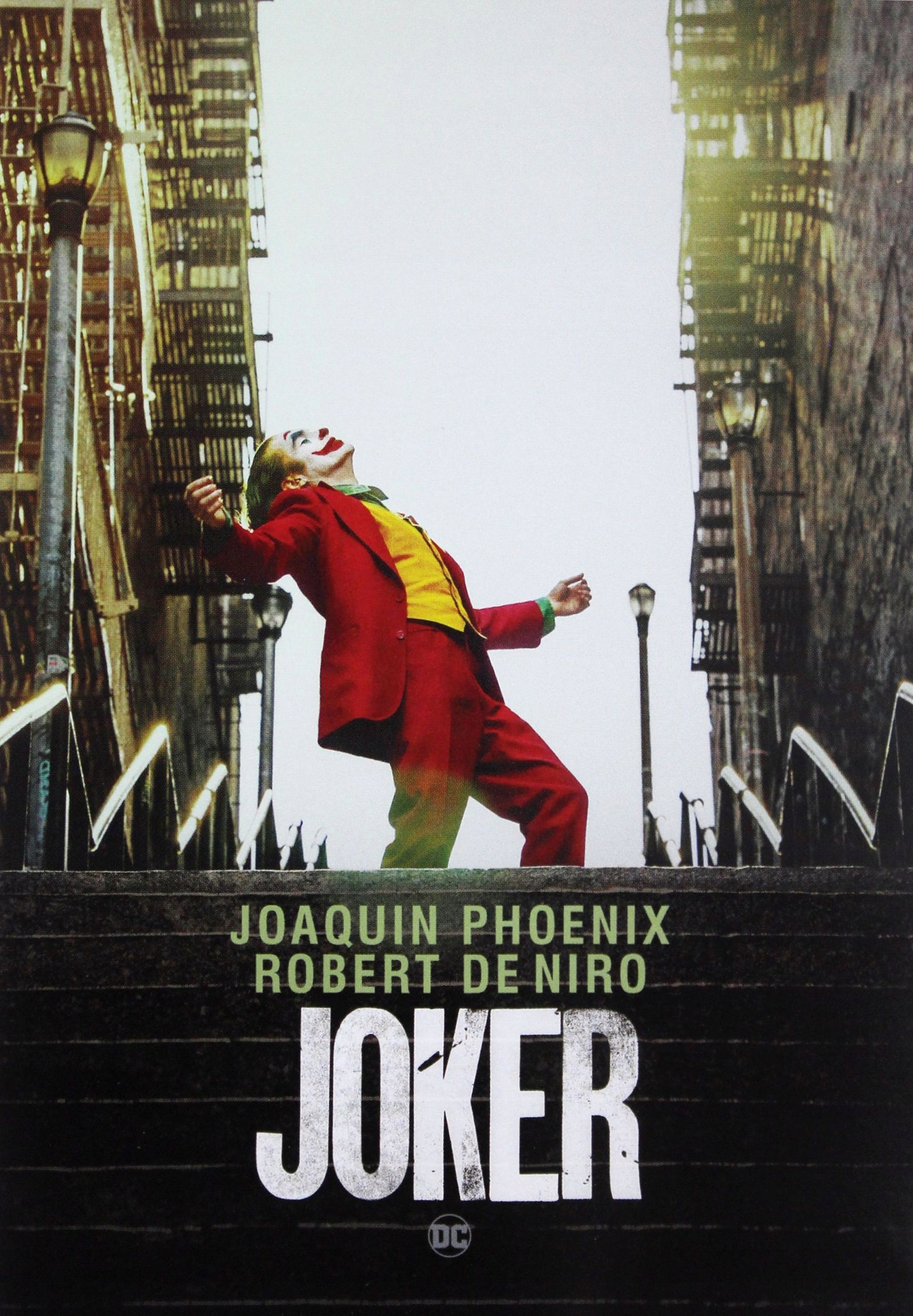 Item THE JOKER [DVD] PREMIERE 2020-01-29