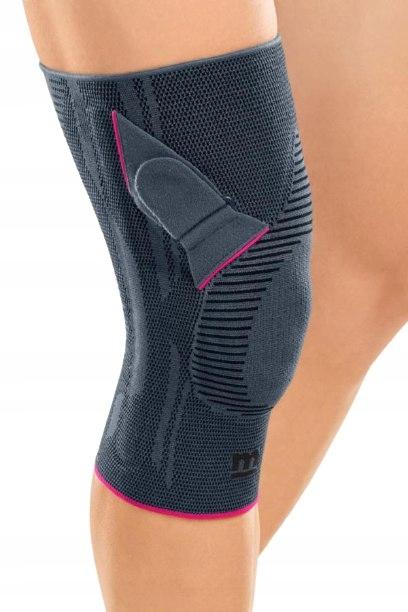 Stabilizator kolana przy lateralizacji rzepki Rodzaj orteza kolana