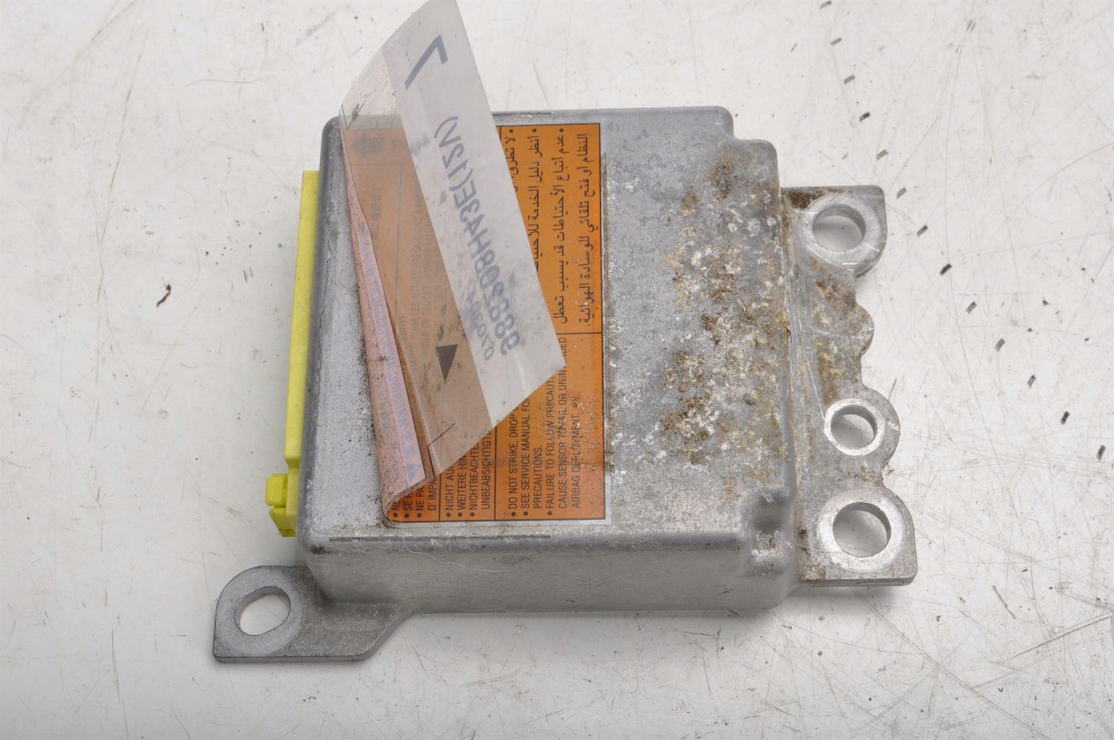 Picture of NISSAN X-TRAIL I T30 SENSOR PILLOWS AIR BAG