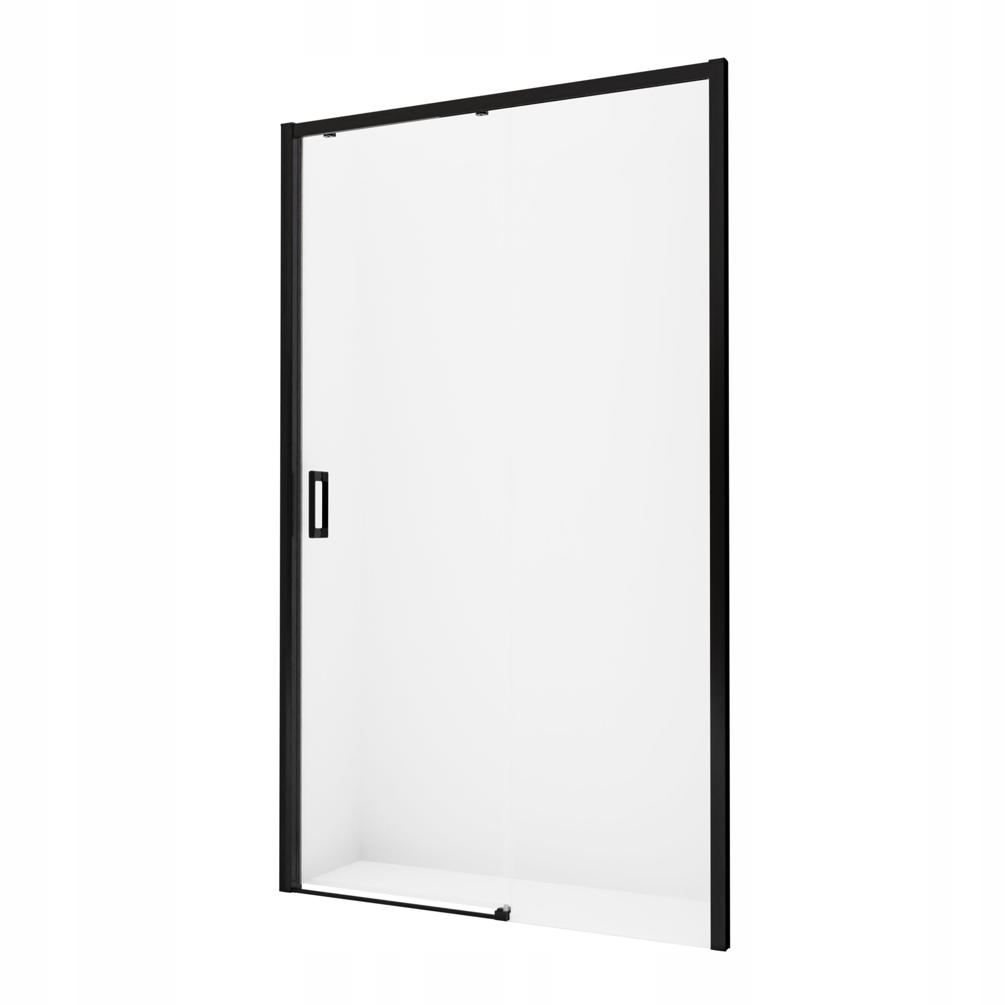 Zapustené dvere Prime Black 160 cm str