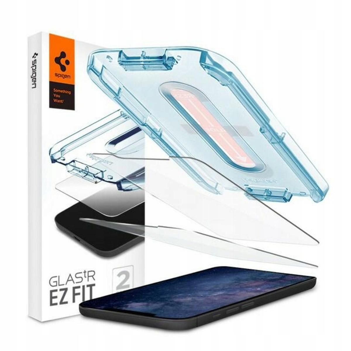 Spigen Ez Fit 2X Szkło Do - Iphone 13 / 13 Pro