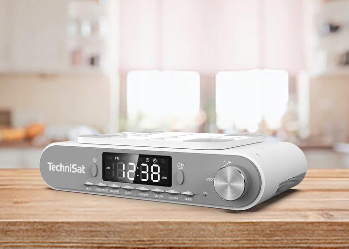 Radio kuchenne FM,bluetooth podszawkowe TechniSat Marka TechniSat
