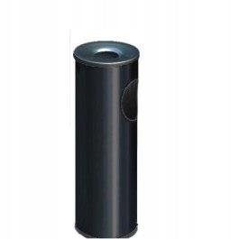 Kôš-popolník priestor pre Fajčiarov 69cm 20 cm 30 L, čierne fra
