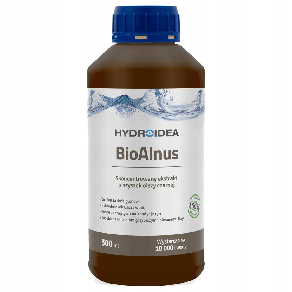 Hydroida Bio Alnus Экстракт шишек ольхи для водорослей