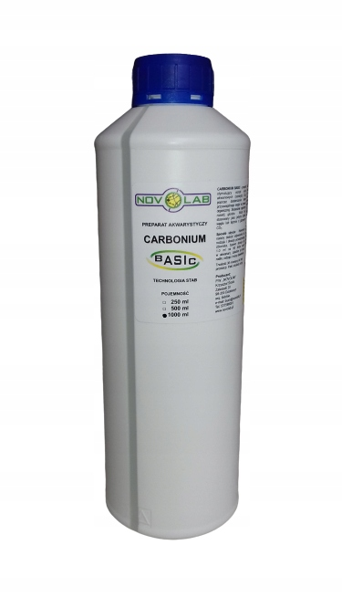 Węgel в жидкости Карбо Novolab - 1000ml