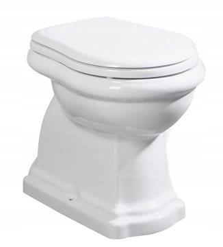 Retro WC misa 38x45x59cm, zadný odtok