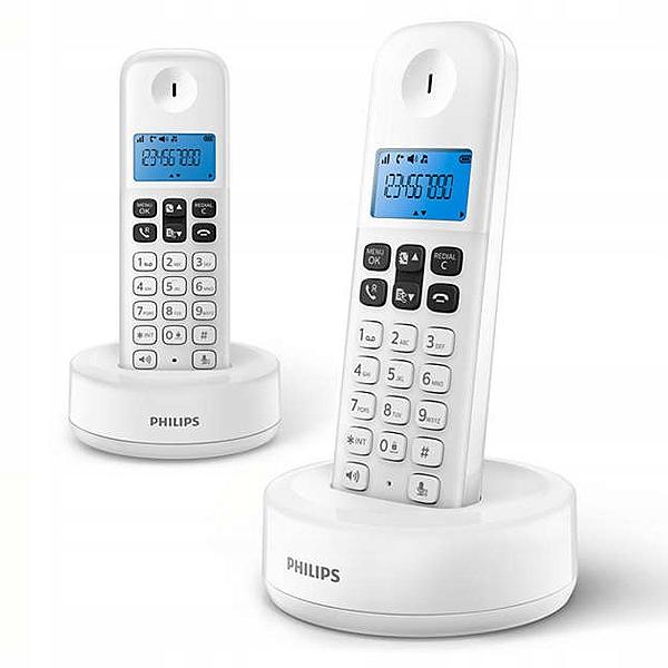 Купить Беспроводной телефон Philips D1612W/34 1,6