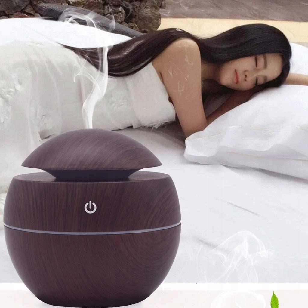 Zvlhčovač vzduchu Aroma Difuzor Aromaterapie Vlastnosti aromaterapie zvlhčující