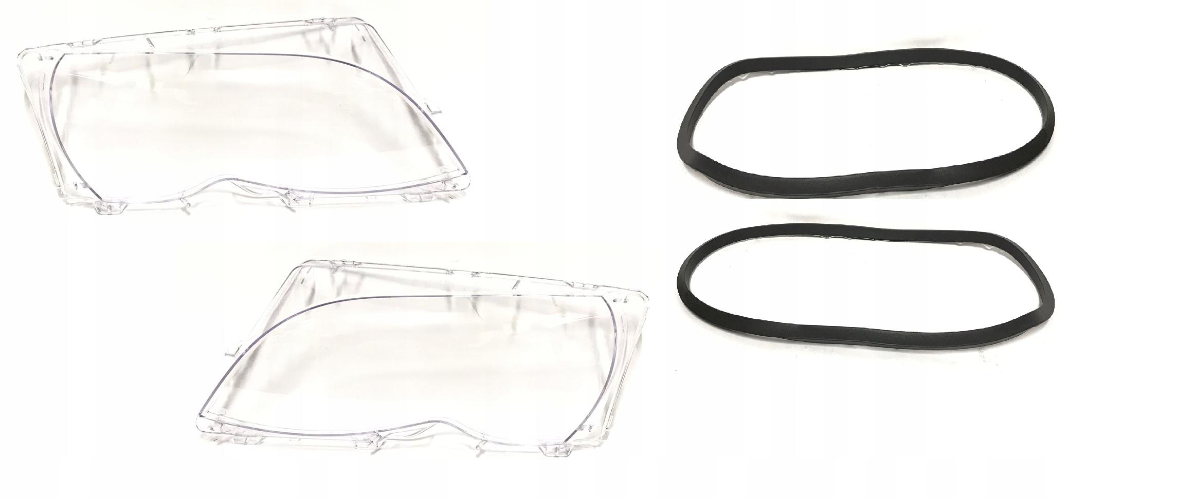bmw 3 e46 01 lift седан универсал плафон стекло комплект