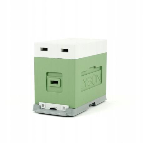Ул 6-ram для выращивания пакетов Dadant wręga зеленый