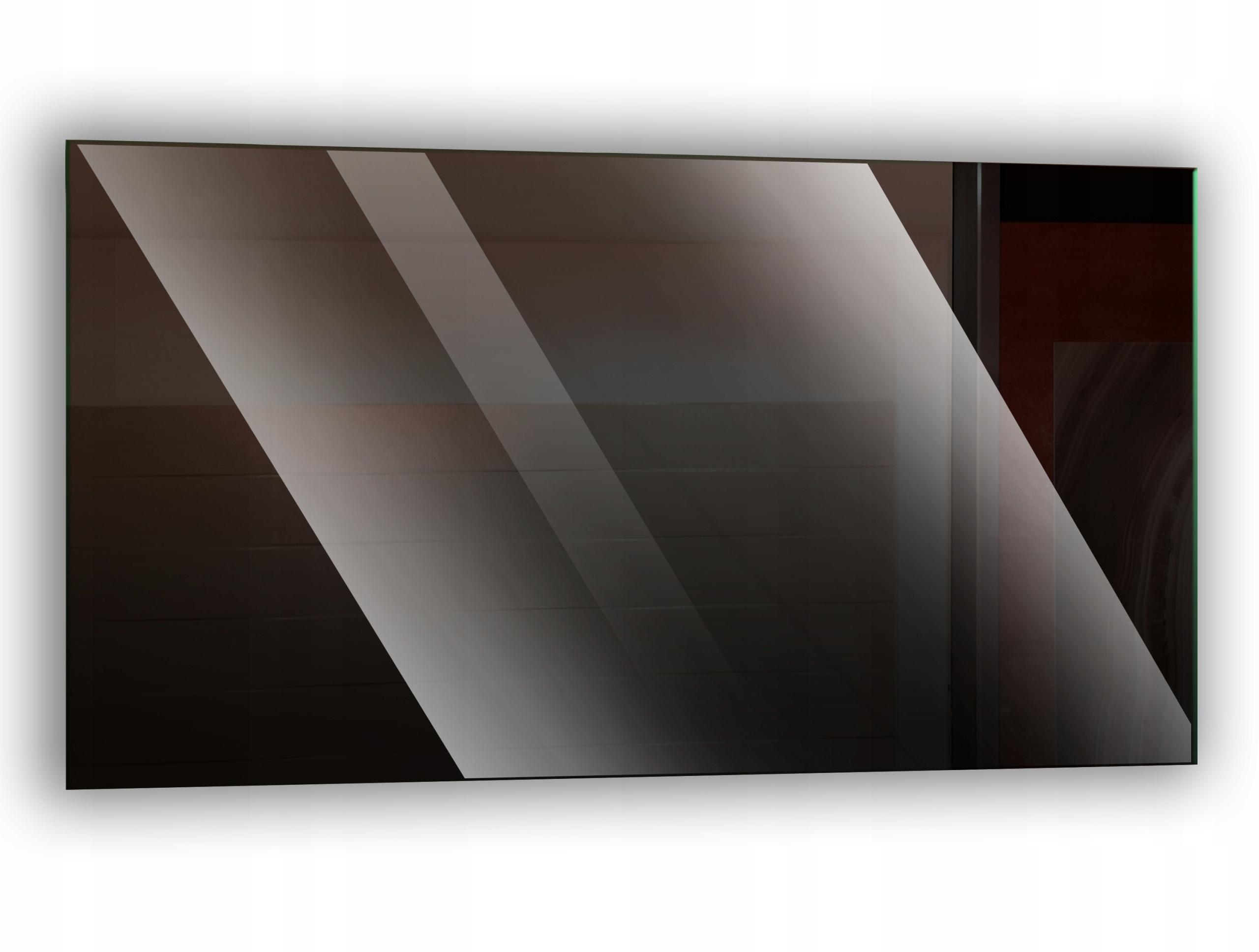 Зеркало для ванной 80x60 LED подсветка