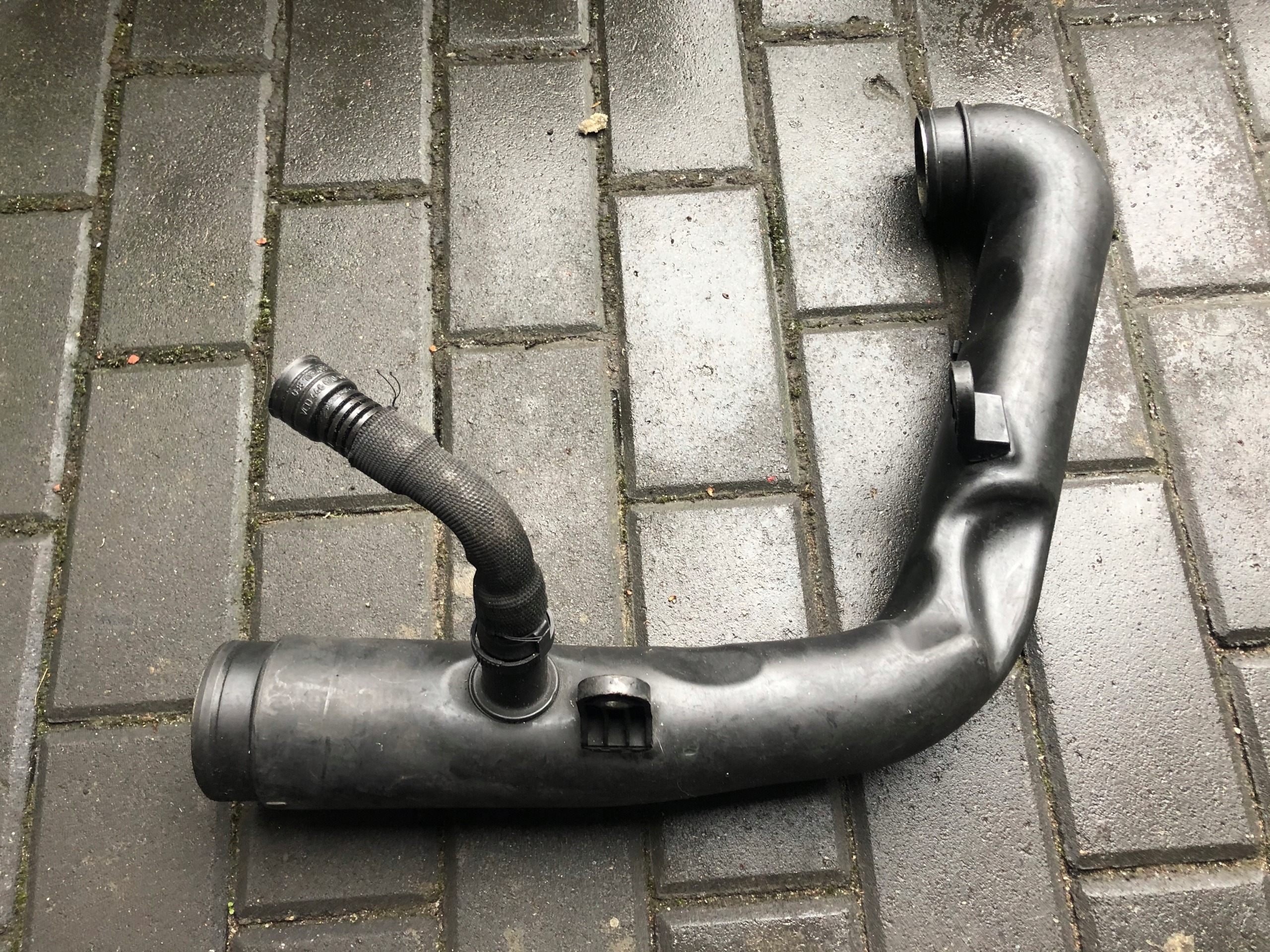 RURA DOLOT PRZEWÓD AUDI VW SEAT SKODA 1.9 TDI 6
