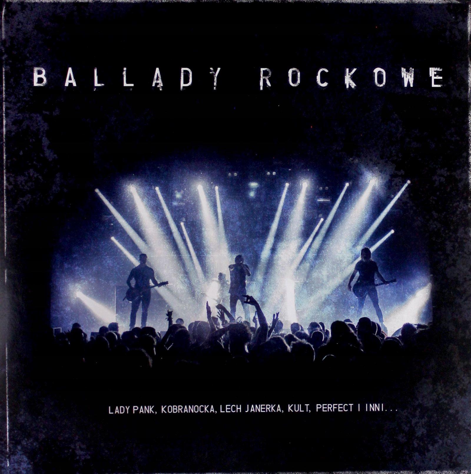 Item BALLAD ROCK (VINYL)