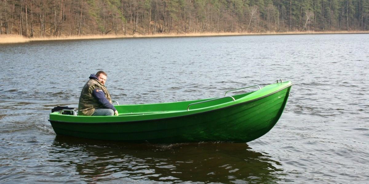 Купить 91044 wiosłowa wędkarska лодку лодку AUGUST 430 на Eurozakup - цены и фото - доставка из Польши и стран Европы в Украину.