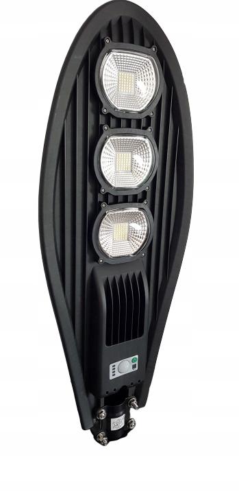 Lampa uliczna LED latarnia solarna 150W + PILOT ! Liczba punktów światła więcej niż 12