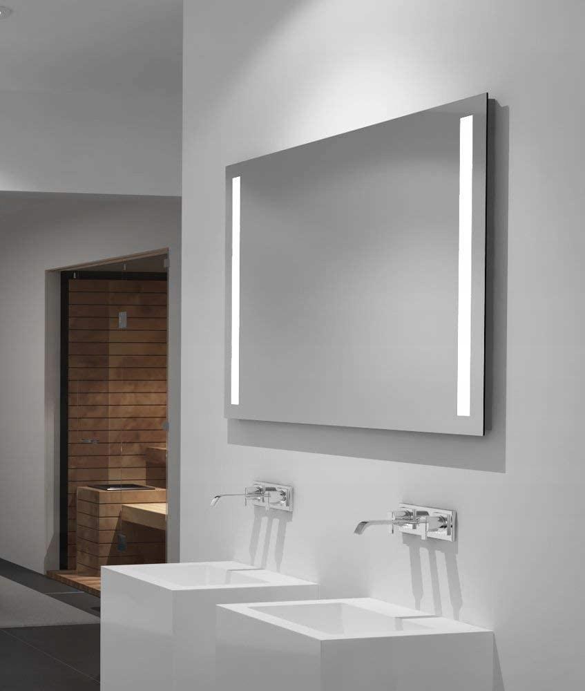 LED kúpeľňové zrkadlo Talos Light 100x70CM