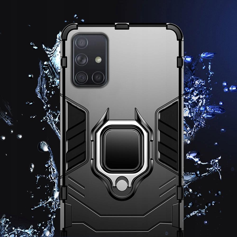 Etui do Samsung Galaxy M51 Pancerne Case + Szkło Producent Akcesoria GSM