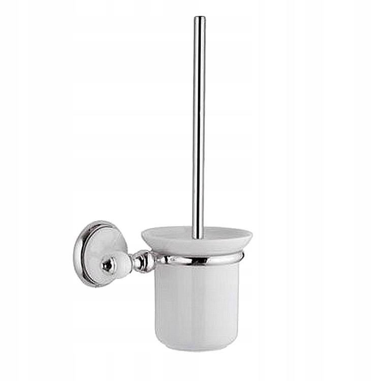 WC kefa EPOCA. Chróm, porcelán. Retro