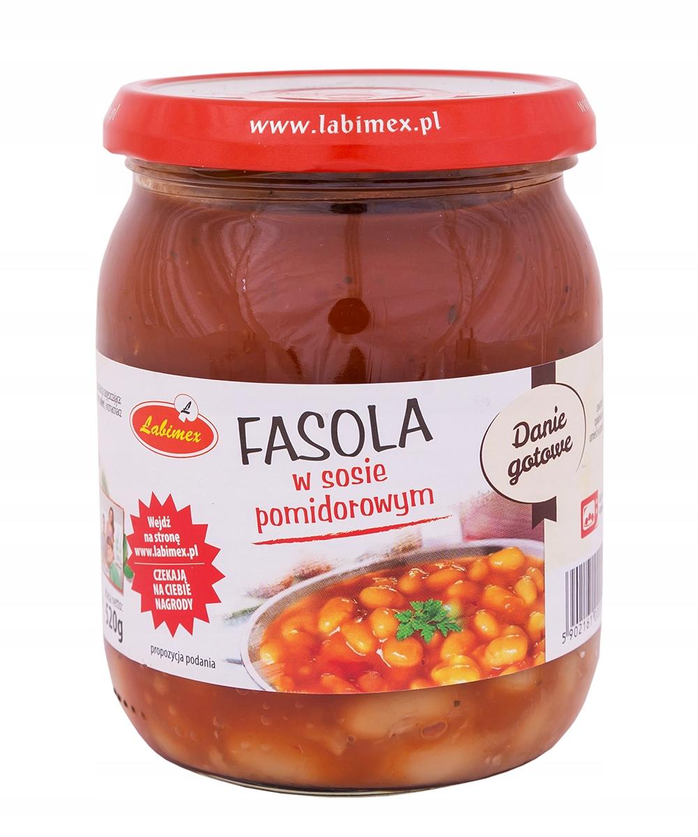 Item Beans in tomato sauce 500g