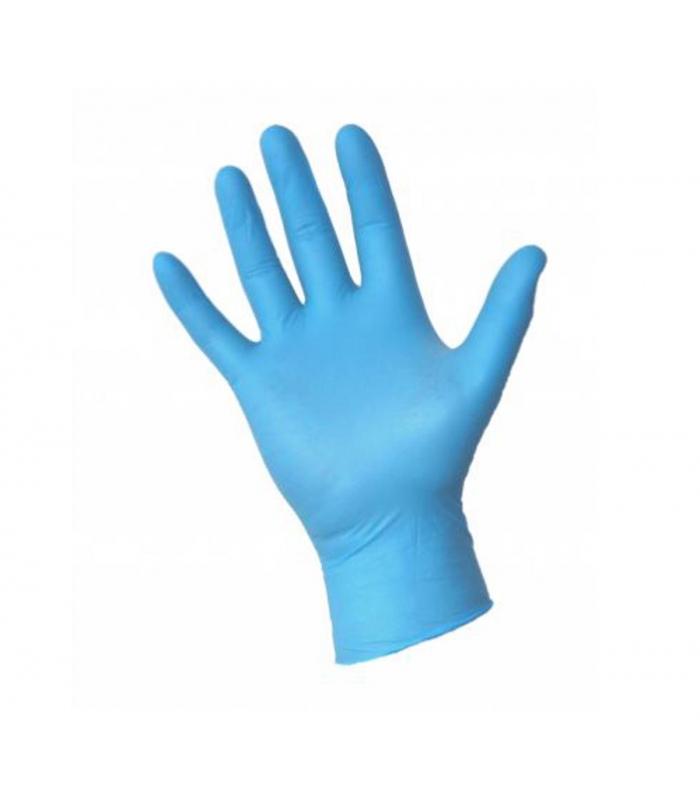 Rękawiczki nitrylowe rozmiar XL 200szt.