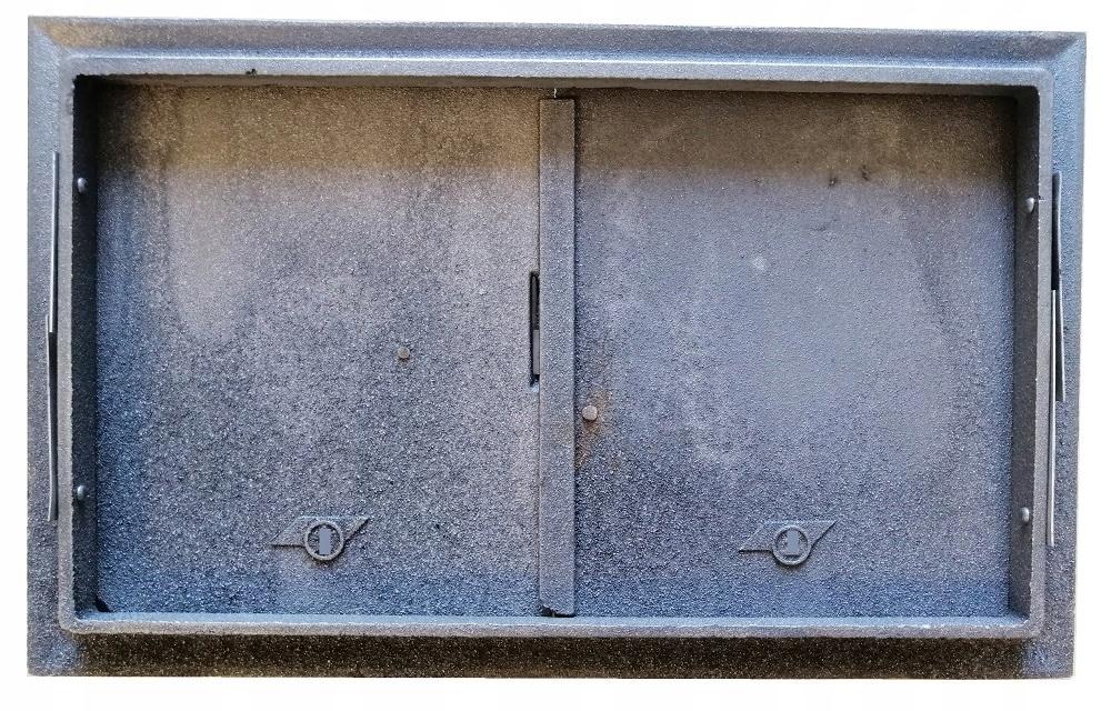 liatinové dvere na chlebovú pec udiareň gril Kód produktu LIŠTA ŽELEZNÉ DVERE NA CHLEBA 43x27