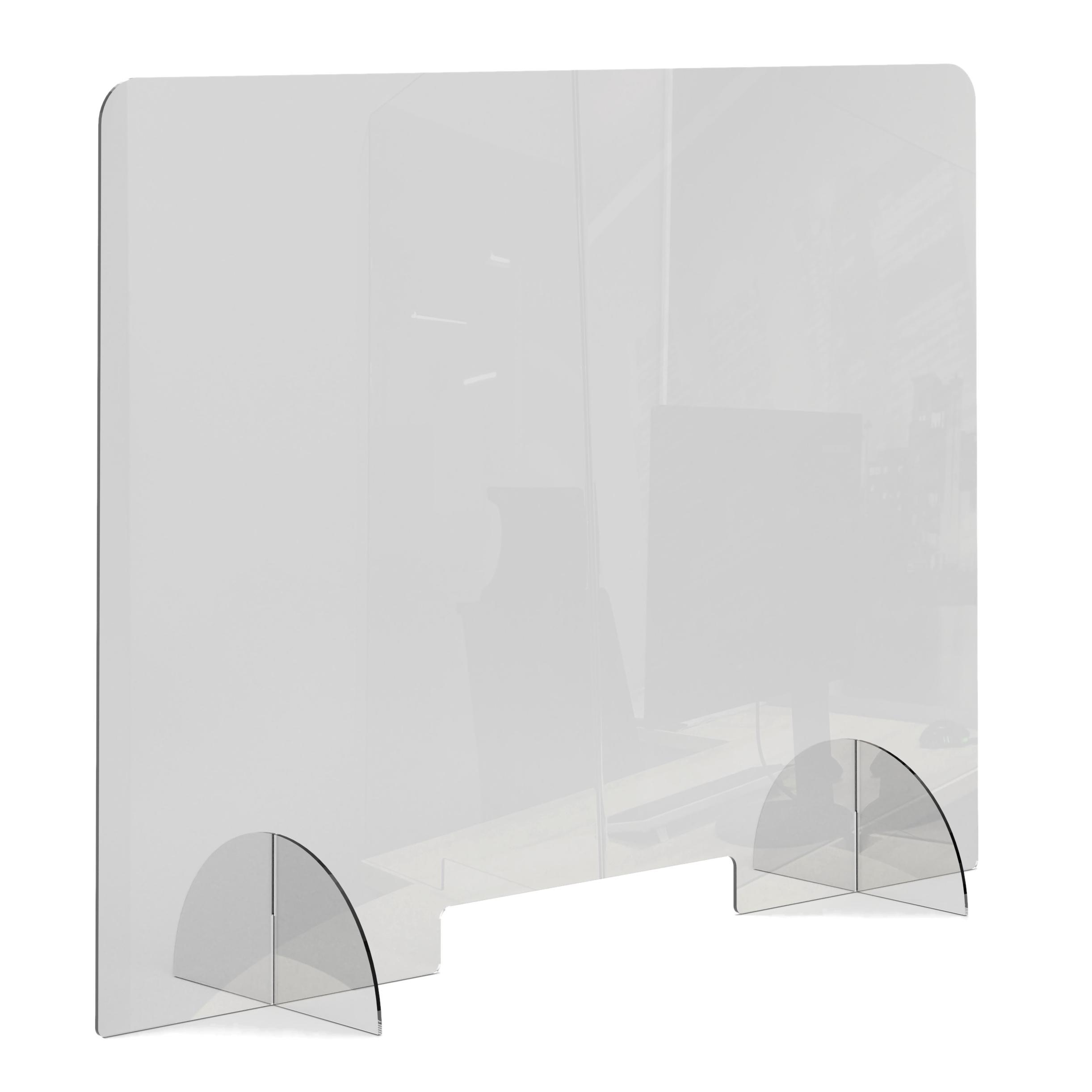 Plexi antywirusowa osłona szyba na biurko 90x120cm