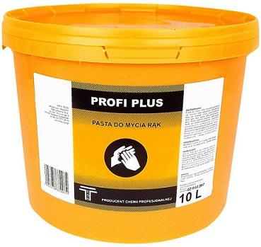 Профессиональная гигиена и безопасность мытья рук паста PROFI PLUS 10l PINK