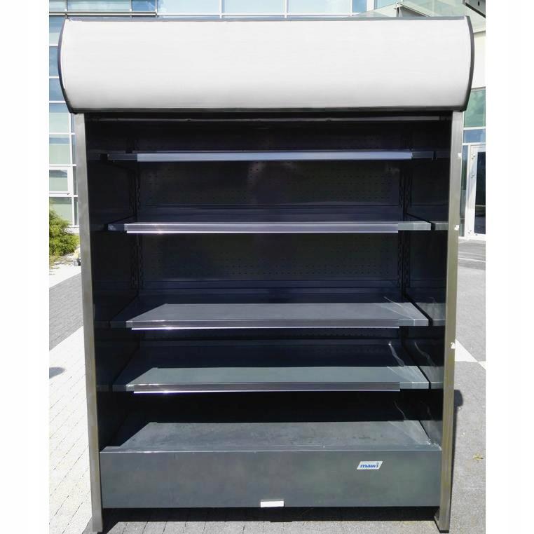Холодильная витрина 1,6 м Mawi RCH4 Шкаф-книжка