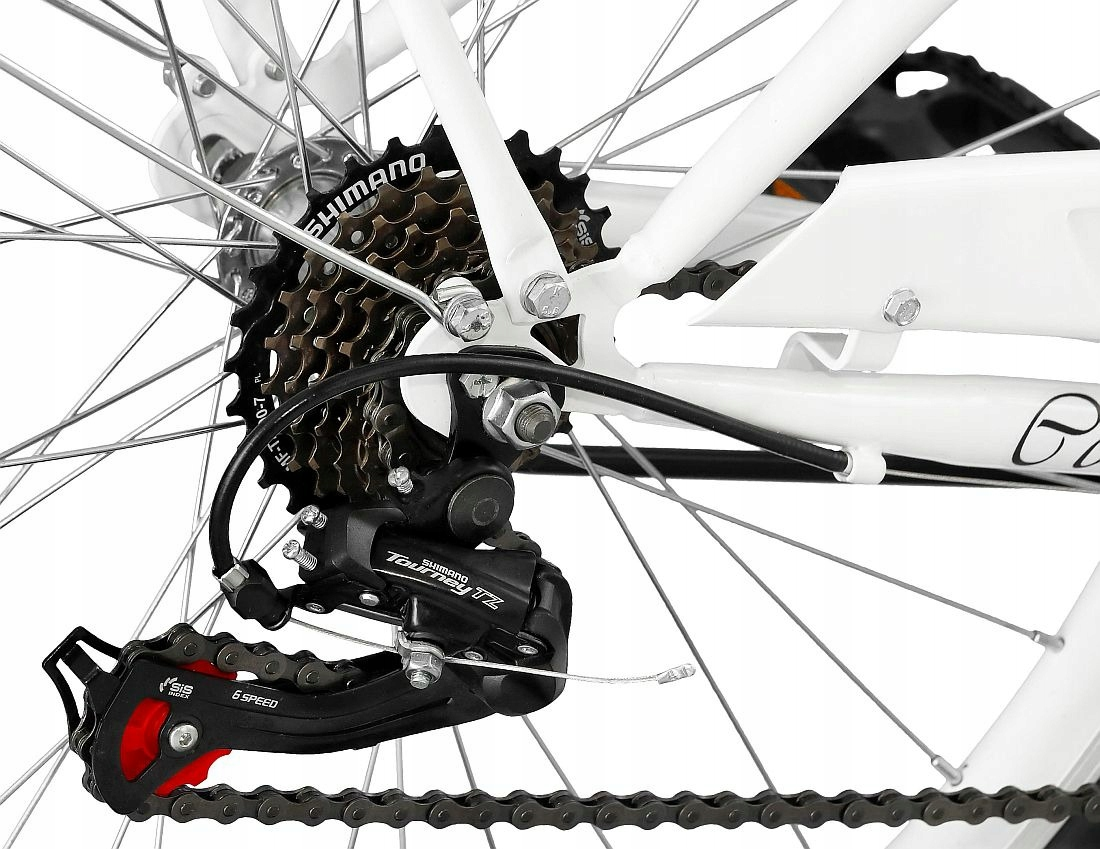 Mestský bicykel Dámsky Citybike 26 palcov 7 RUN + KOŠÍK Pohlavie ženy