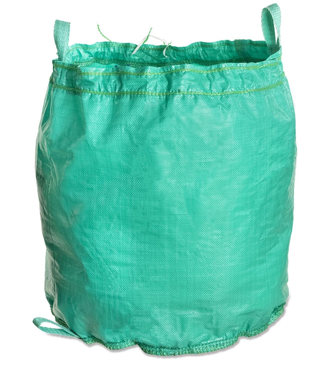 САДОВАЯ СУМКА Мешок для мусора Листья для мусора 270 л ЗЕЛЕНЫЙ