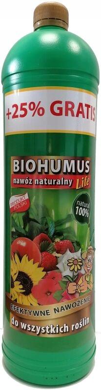 Натуральное удобрение для всех растений 1,25 л.