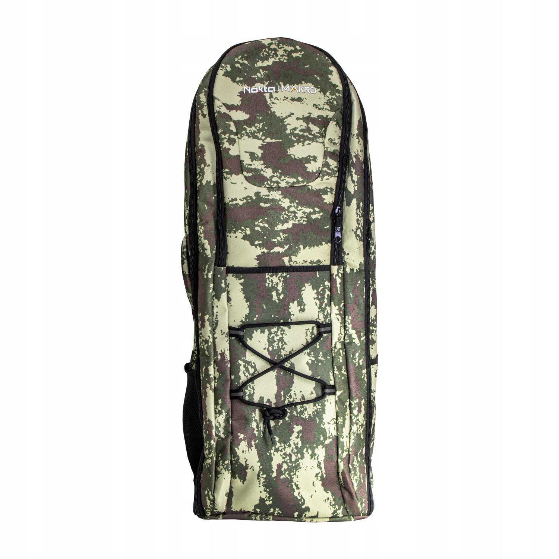 Вместительный рюкзак Nokta Makro для металлоискателя