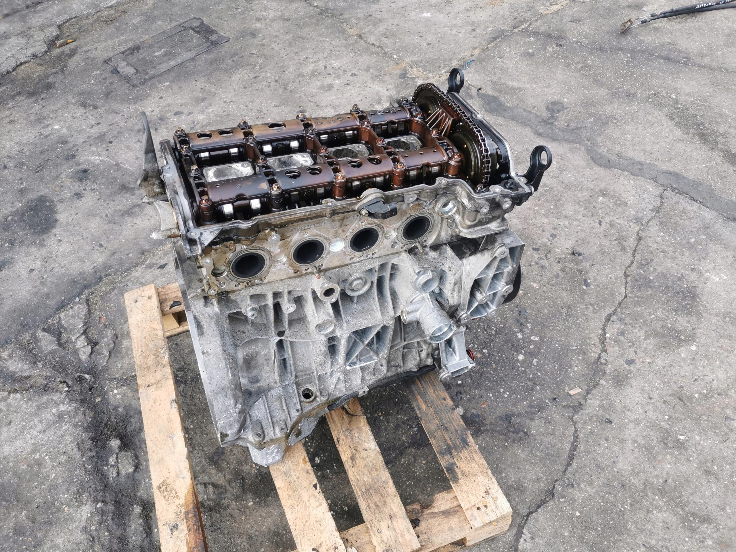 mercedes w203 18 k m271 271 271946 двигатель 165ty